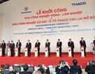 Khởi công 4 dự án lớn tại Khu kinh tế mở Chu Lai