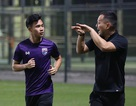 Ngôi sao hàng đầu U23 Thái Lan phải tập riêng vì chấn thương