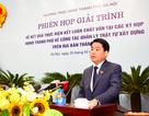 Chủ tịch Hà Nội: Chuyển 10 công trình sai phạm sang cơ quan điều tra