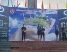 Thanh niên Ninh Thuận ra quân hưởng ứng Giờ trái đất 2019
