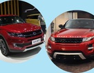 Land Rover thắng kiện công ty Trung Quốc nhái xe Range Rover Evoque