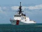 Tàu quân sự Mỹ đi qua eo biển Đài Loan