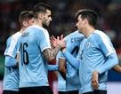 Thua thảm Uruguay, Thái Lan về nhì ở giải Tứ hùng tại Trung Quốc