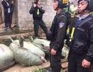 Bắt giữ gần 3 tấn hàng Trung Quốc tại thủ phủ buôn lậu Hang Dơi