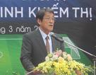 Đại sứ Nhật Bản cổ vũ trận bóng kịch tính của trẻ khiếm thị Việt Nam