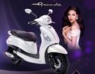 """Ưu đãi lớn cho khách hàng mua """"xe nữ hoàng"""" Yamaha Grande"""