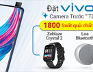 Vivo V15 giá 7,99 triệu, camera trước 32MP đầu tiên tại Việt Nam