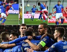 "Tiền đạo 36 tuổi Quagliarella tỏa sáng giúp Italia đại thắng ""6 sao"""