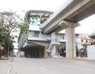 Công trình đường sắt Cát Linh - Hà Đông bị phá hoại (?)