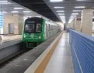 Bên trong nhà ga tàu điện Cát Linh - Hà Đông trước ngày vận hành