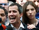 """Người phụ nữ đứng sau """"tổng thống tự phong"""" Venezuela"""