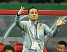 Thua cả 2 trận, danh thủ Fabio Cannavaro rời ghế HLV tuyển Trung Quốc?