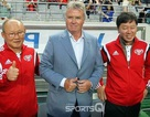 Báo Hàn Quốc mong HLV Hiddink tái ngộ thầy Park ở giải U23 châu Á