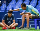 Supachai bị nhắc nhở khi trở về Buriram United