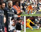 Fulham 0-2 Man City: Aguero tiếp đà thăng hoa