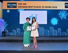 Đơn vị thương mại điện tử duy nhất lọt top 20 nơi làm việc tốt nhất Việt Nam năm 2018