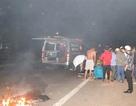 Tai nạn liên hoàn, một công an viên cùng 3 người dân bị thương nặng