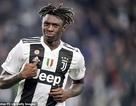 """C.Ronaldo vắng mặt, """"thần đồng"""" Moise Kean tỏa sáng giúp Juventus chiến thắng"""
