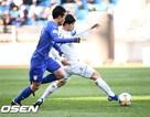 Báo Hàn Quốc khen ngợi màn trình diễn của Công Phượng trước Suwon