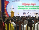 Đà Nẵng: Hơn 4.200 chỉ tiêu tuyển dụng tại Phiên GDVL Hoà Vang