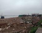 Ngang nhiên đổ đất lấn sông, xây cảng trái phép?
