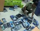 TPHCM: Phát hiện hàng trăm máy tính cầm tay nghi giả bán ở nhà sách, của hàng