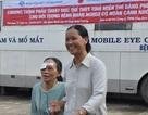 """5000 người sẽ được phẫu thuật mắt miễn phí ở """"bệnh viện"""" lưu động"""