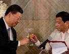 Ông Duterte nói muốn duy trì quan hệ với Trung Quốc vì cần vũ khí chống khủng bố
