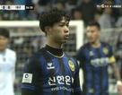Công Phượng lần đầu đá chính, Incheon United chịu thua 0-3