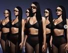 Kim Kardashian khoe thân để quảng cáo kính
