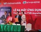 Vietnammobile ra mắt ứng dụng xem phim truyền hình TVB trên Smartphone