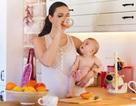 Các thực phẩm tự nhiên tốt cho nguồn sữa mẹ
