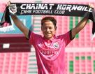 """""""Messi Lào"""" hạnh phúc sau khi chọc thủng lưới Văn Lâm"""