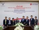VinFast và LG Chem hợp tác thành lập liên doanh sản xuất pin