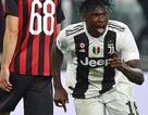 Moise Kean tiếp tục sắm vai người hùng, Juventus ngược dòng hạ AC Milan