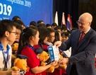 Atlantic trao học bổng cho các tài năng toán học trẻ