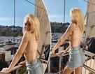Em gái của siêu mẫu Kate Moss gây chú ý với ảnh bán khỏa thân