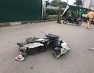 Nữ tài xế lái Mercedes gây tai nạn liên hoàn, 4 người nhập viện
