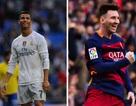 Fan hâm mộ Messi chia tay bạn gái vì… C.Ronaldo