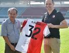 Bầu Đức tính chuyện đưa cầu thủ trẻ của HA Gia Lai sang Hà Lan tập huấn