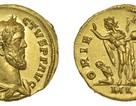 Ăn may vớ đồng xu vàng cổ trị giá 3 tỷ đồng ở cánh đồng