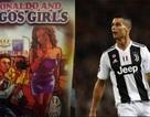 Hài hước với tiểu thuyết tình yêu có nhân vật chính là… C.Ronaldo