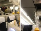 Hành khách hoảng loạn vì phi công… ấn nhầm nút