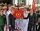 Hình ảnh Lễ truy điệu Trung tướng Đồng Sỹ Nguyên