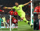 Những khoảnh khắc Barcelona hạ gục Man Utd ở Old Trafford