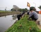 Kênh ngập rác thải biến thành đường hoa ở Hà Nội