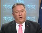 """Ngoại trưởng Pompeo: """"Mỹ sẽ không từ bỏ cuộc chiến ở Venezuela"""""""