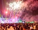 """Hàng vạn người """"mãn nhãn"""" với màn pháo hoa trong đêm khai hội Đền Hùng 2019"""