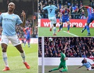 Crystal Palace 1-3 Man City: Cú đúp của Sterling