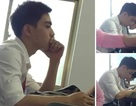 """""""Hot boy bàn bên"""" ĐH Tôn Đức Thắng khiến dân mạng rần rần tìm kiếm"""